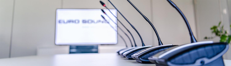 Konferenztechnik, mobile Sprechstellen