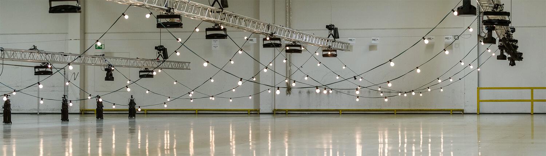 Vermietung von Lichterketten und Deko-Beleuchtung für Firmenfeiern