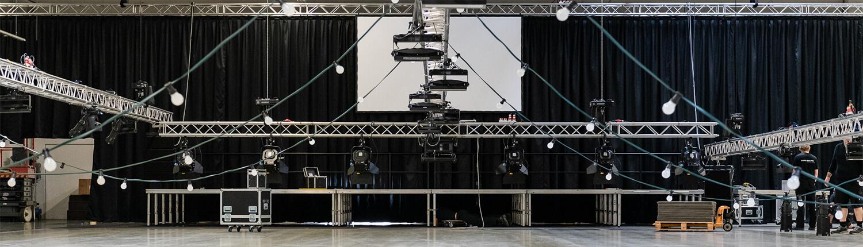 Rigging und Bühnentechnik