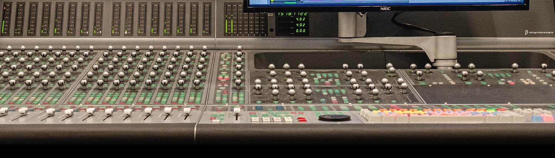 Audio Nachbearbeitung und Tonschnitt