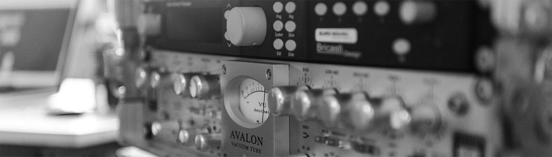 Tontechnisches Zubehör und Peripherie