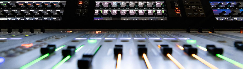 Tontechnik Mischpult Soundcraft