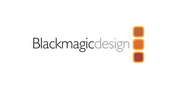 Logo Blackmagicdesign