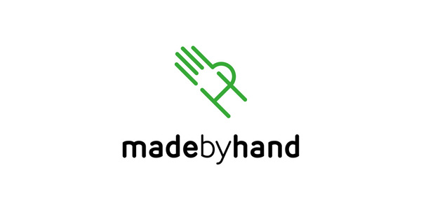Logo Madebyhand