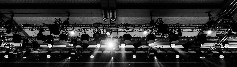 Lichttechnik und Lichtdesign für Konzerte und Musicals