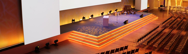 Bühnen- und Theaterbeleuchtung