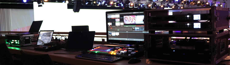 Videoproduktion und Videorecording